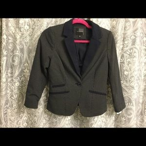 The Limited Jackets & Coats - A black jacket-blazer size XS from THE LIMITED.